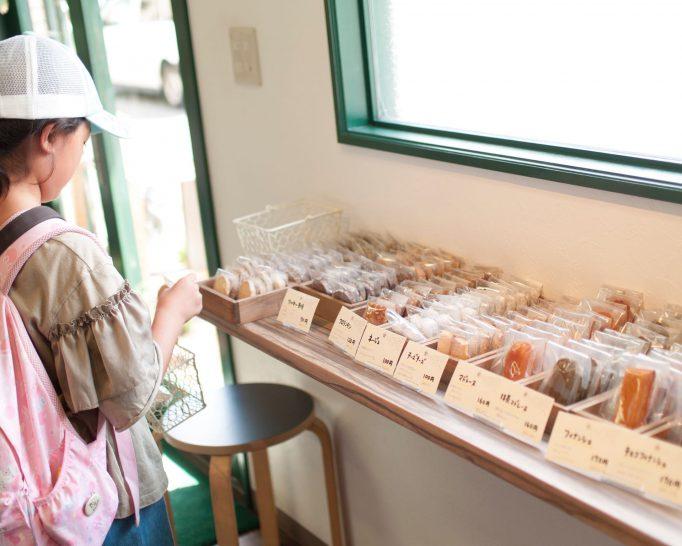お礼や差し入れにピッタリ☆ 個包装の焼き菓子がおいしいロケット洋菓子店