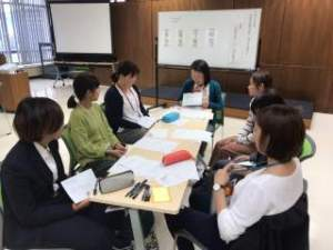 池田市教職員研修「親学習」研修会