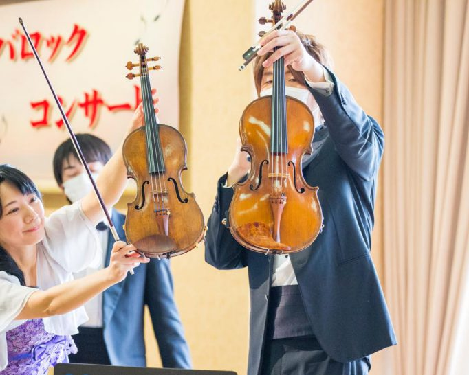 親子いっしょにクラシックの生演奏でリフレッシュ♪「親子でたのしむクラシックコンサート」
