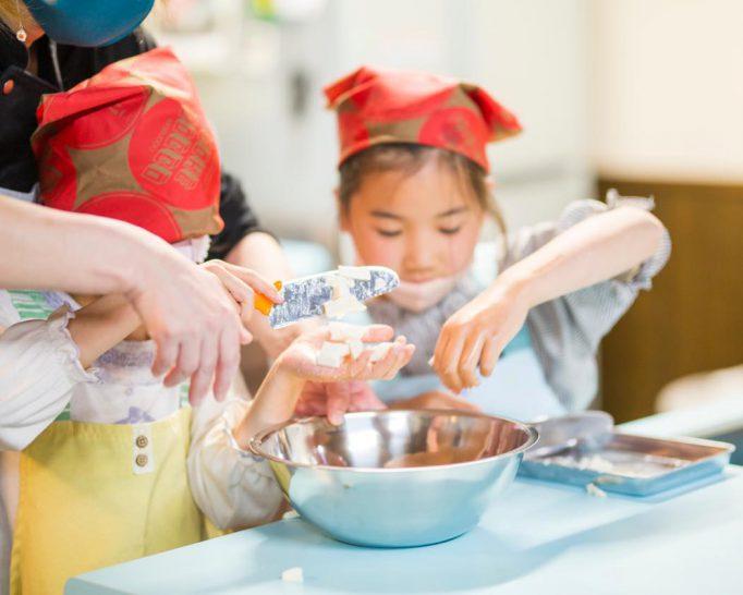 できた!作れた!食べられた! こどもの食への興味を高めて、お家の食卓をもっと素敵な親子空間に にじピクこどもキッチン