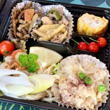 ジブリに出てきそうな木のレストラン『楽食 ばんまい』、テイクアウトのオーガニック弁当でこどもとのお昼時間が有意義に