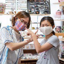 おさんぽや登園・登校用に数を用意したい♪ こどもも着けたくなる人気作家さんの手作りマスク