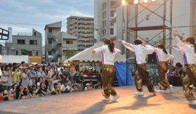 『いけだ・いらっしゃいフェスティバル』市民夜店やステージ催し