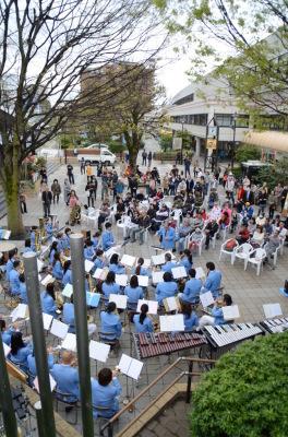 池田市吹奏楽団 スプリングコンサート