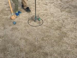 いしばし学園 ふれあいグラウンドゴルフ大会