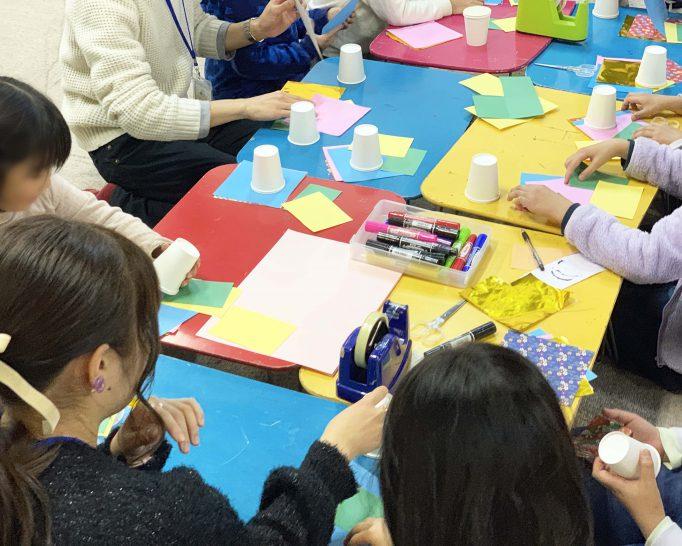 学生さんたちが子どもをみてくれる!関関COLORSに参加してきました