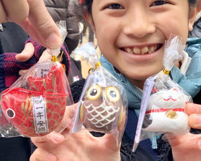 こどもの成長と家族の健康を。初詣で祈願 亀之森住吉神社に密を避けて行ってきました!