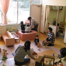 子どもが楽しい!親も元気になれる!子育て支援拠点「ホップくん」