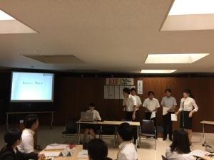 池田市が、第4回ふくまる夢たまごセミナーの報告をしています。
