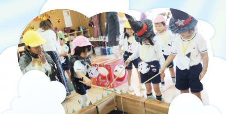 平成29年度 池田市立幼稚園・なかよしこども園の園児を募集しています!