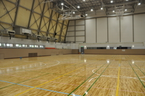 池田市立総合スポーツセンターが利用再開