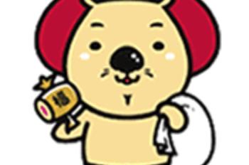 池田市のイメージキャラクター、ふくまるくんをご存知ですか?