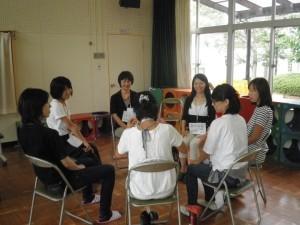 きたてしま学園ひかり幼稚園『親学習』の取り組み