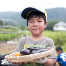 五感フル活用!自然のなかで学ぶ「食」のこと「からだ」のこと